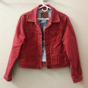 Outback Trading Company Denim Jacket